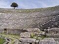 Ancient Greek theatre in Dodona 5.jpg