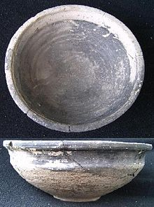 Ancient Roman clay bowl.jpg
