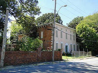 National Register of Historic Places listings in Shelby County, Tennessee - Image: Anderson Coward House