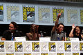 Andrew Lincoln, Danai Gurira, Steven Yeun & Lauren Cohan.jpg
