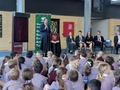 Andrew Wallace MP opening new Federally funded facilities at Glasshouse Christian College in front of primary school students and teachers.png