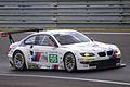 Andy Prialux Dirk Muller Joey Hand BMW Motorsport LMGTE Pro BMW M3 Le Mans 2011.jpg