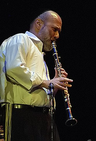 Andy Statman - Andy Statman playing clarinet.