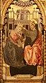 Angelo e bartolomeo degli erri, polittico dell'ospedale della morte, 1462-66, 07 incoronazione della vergine.jpg