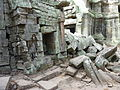 Angkor - Ta Prohm - 040 Collapsing Building (8580882579).jpg