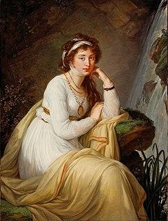 Anna Baryatinskaya Russian countess