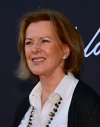 Anni-Frid Lyngstad - Lyngstad during the opening of ABBA: The Museum, 6 May 2013