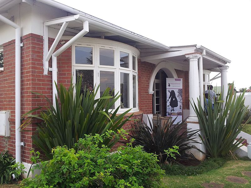 File:Another view of the AB Xuma House, Sophiatown.jpg