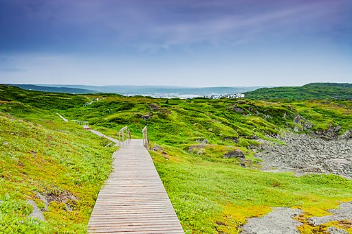 Anse aux Meadows, Newfoundland. (40469732375)
