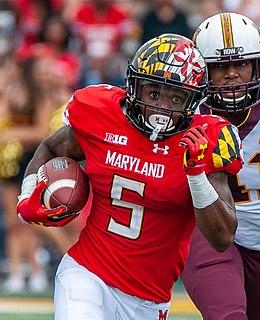 Anthony McFarland Jr. American football running back