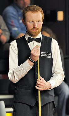 Anthony McGill at Snooker German Masters (Martin Rulsch) 2014-01-29 03.jpg