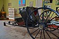 Antique Carriage in Museo Histrico Municipal - Trinidad, Cuba.jpg