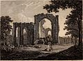 Antiquities of Great Britain, - illustrated in views of monasteries, castles, and churches, now existing. (1807) (14763217472).jpg