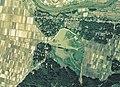 Aonoike water reservoir Aerial photograph.1975.jpg