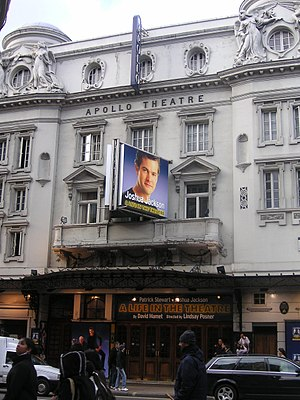 Henry Lowenfeld - Apollo Theatre, Shaftesbury Avenue, London (2005)