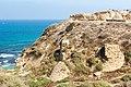 Apollonia 010717 Crusader fortress 02.jpg