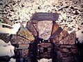Apollontempel am Hundstalsee Eingang.JPG