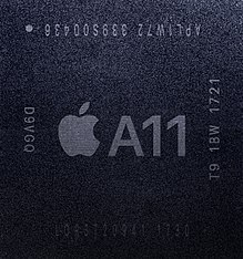 Apple A11 - Wikipedia