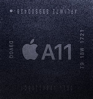 Apple A11 - Image: Apple A11