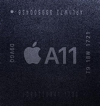 Apple A11 - Image: Apple A11