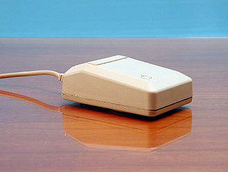 Apple Mouse - Apple Mouse (IIc)