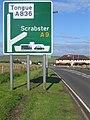 Approaching Scrabster - geograph.org.uk - 243316.jpg