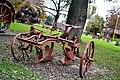 Arado dos rejas - Museo de la máquina agrícola (Esperanza - Santa Fe) 7.jpg