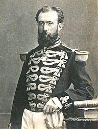 Archivo General de la Nación Argentina 1900 aprox Don Pedro Christophersen (1845 -1930).jpg
