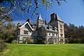 Ardtornish House - view of north wing from SW.jpg