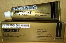 Aristocort (triamcinolone) topical cream