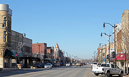 Arkansas City – Veduta