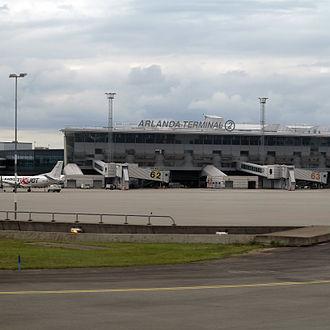 Stockholm Arlanda Airport - Terminal 2