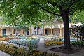 Arles Hotel Dieu garden.jpg