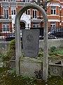 Armenian Genocide memorial, St Sarkis Armenian Church, London 05.jpg