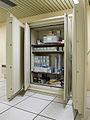 Armoire des archives électroniques du site de Fontainebleau - Archives nationales de France.jpg