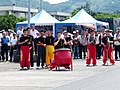 Army Academy R.O.C. Lion Dance Team Performing Program in Morning 20130504a.jpg