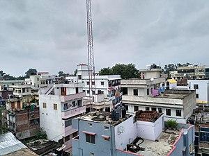 Bhojpur district, Bihar - Image: Arrah City