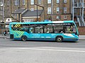 Arriva Kent & Surrey KX61LCW (side), Globe Lane (Chatham Bus Station), 16 January 2018.jpg