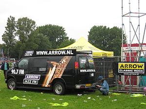 Arrow Classic Rock - Image: Arrow Parkpop 036