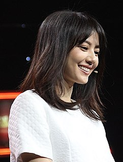 Gao Yuanyuan Chinese actress and model
