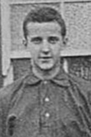 Arthur Charlton - Charlton while with Brentford in 1894.