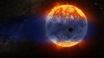 Artist's impression of gas streaming from GJ 3470b.tif