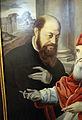 Artista romano da girolamo sciocolante, paolo III e il cardinale reginald pole, 02.JPG