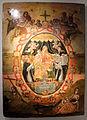 Artista veneto-cretese, icona della madonna del rosario, XVIII sec.JPG