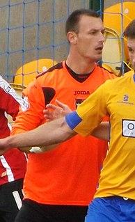 Artur Krysiak Polish footballer
