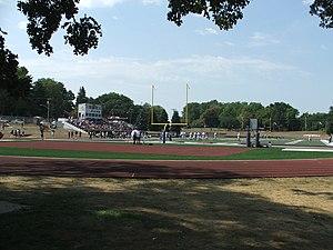 Cornell College - Ash Park, Cornell College football stadium, Mount Vernon, Iowa