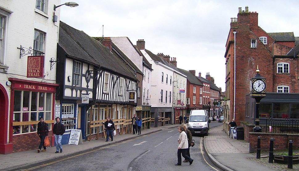 Ashbourne boarded up shops1