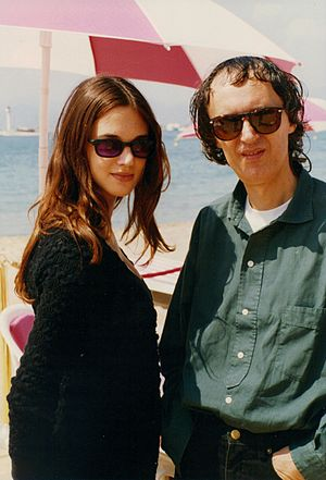 Asia Argento - Asia Argento and her father Dario at the 1993 Cannes Film Festival