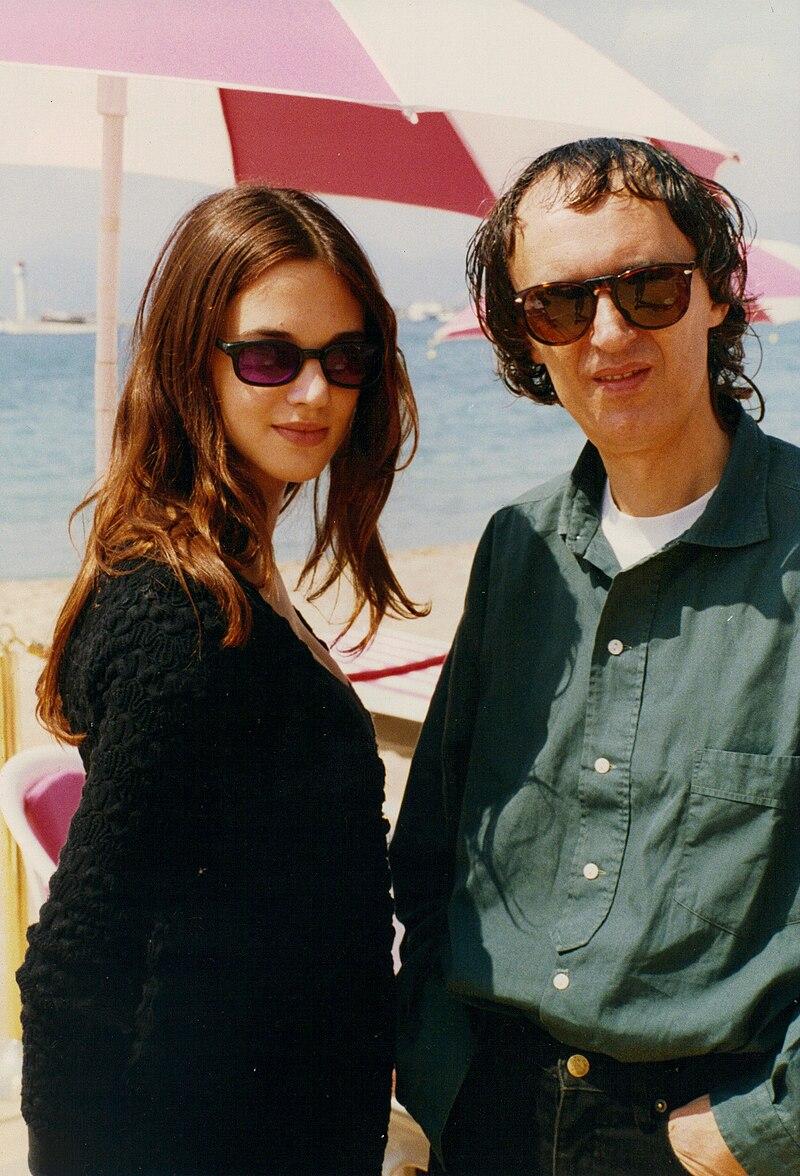 Asia Argento et Dario Argento Cannes 1993.jpg