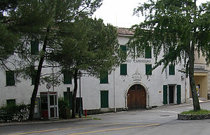 Possagno - Museo Canoviano, dedicated to the work of Antonio Canova